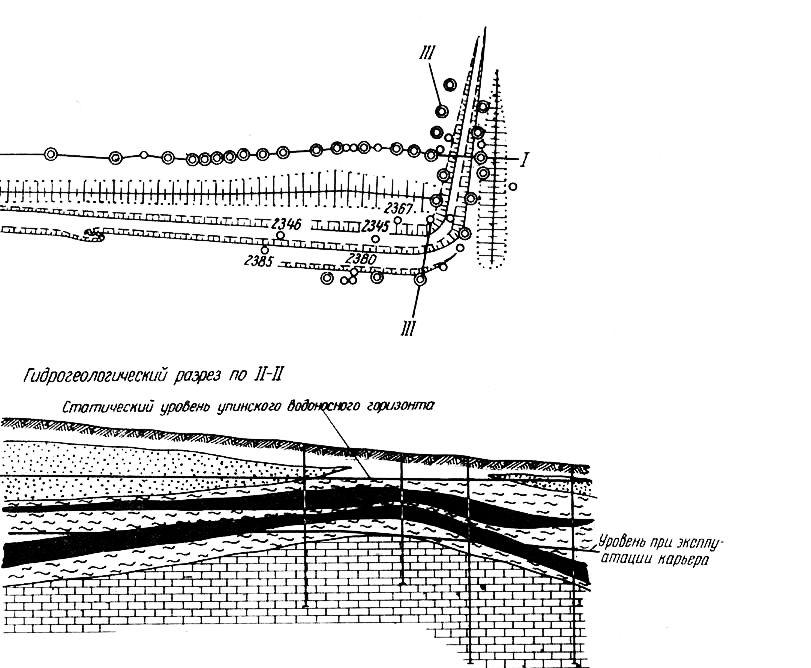 месторождении и схема