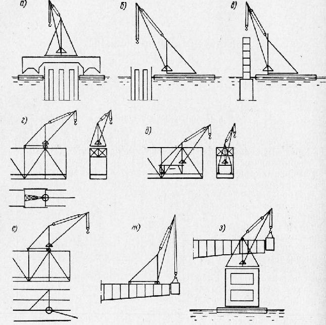 Схемы применения и установки