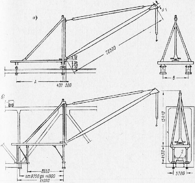 Схема жестконогого
