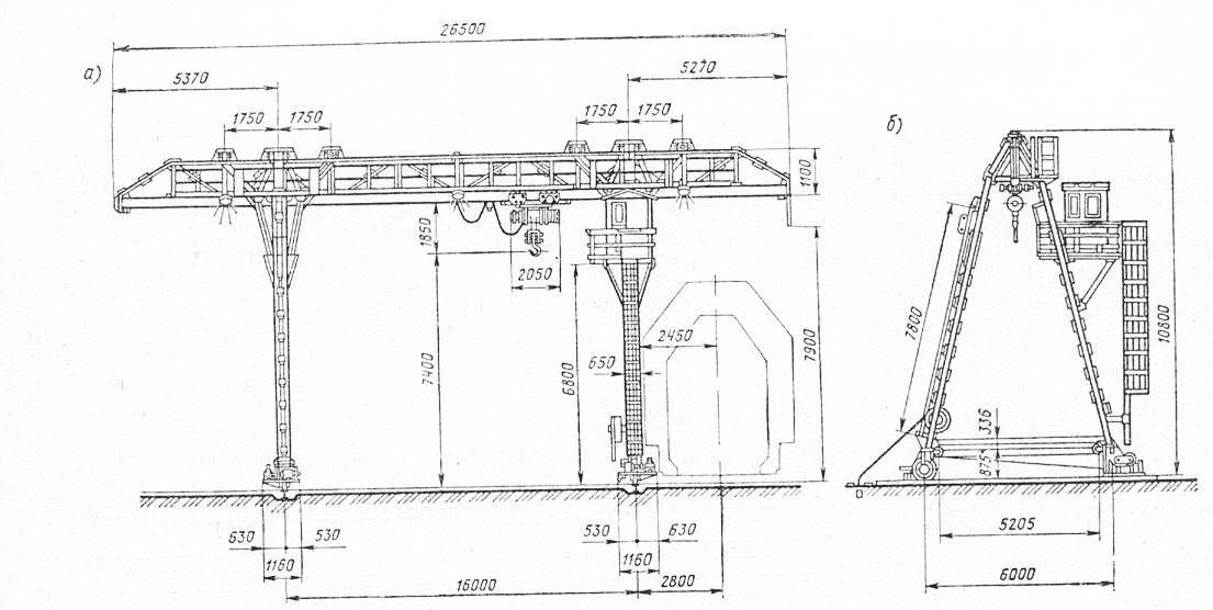 Схема крана КД-05.