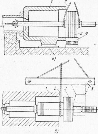 Схема строповки и заводки в