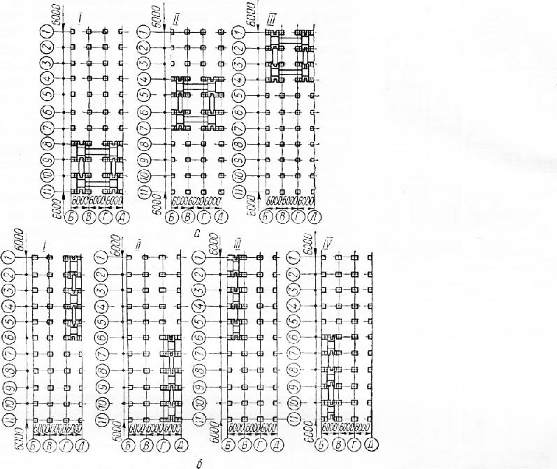 Схема перестановки кондуктора