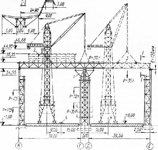 Схема монтажа стального