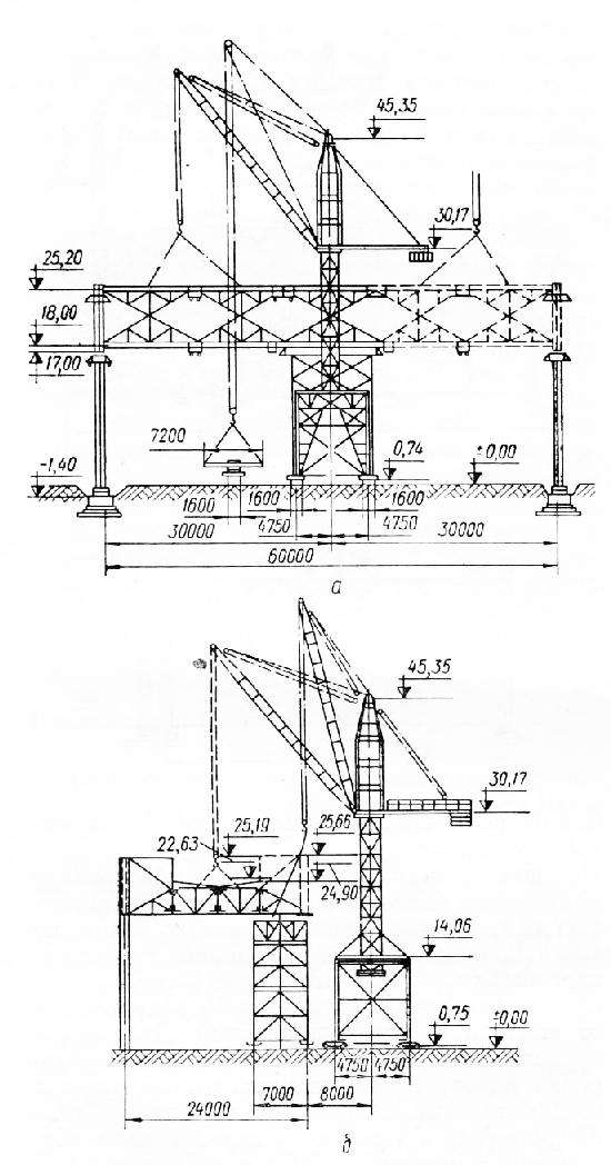 Схема монтажа промышленного