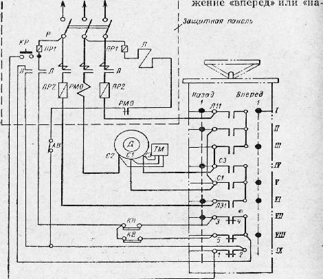 Схема контроллера НТ-53