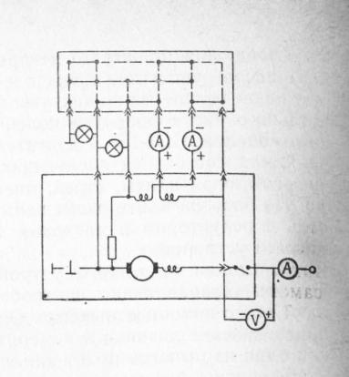 Стенд для проверки двигателей