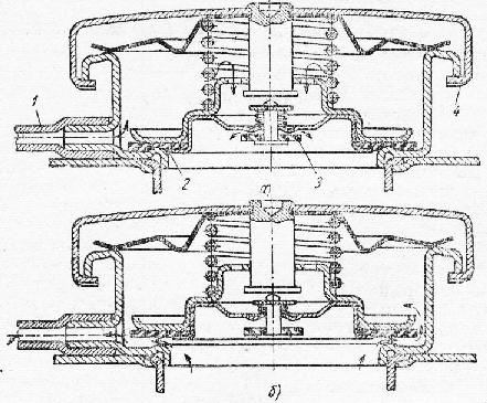 Схема проверки системы охлаждения двигателя автомобилей Лада