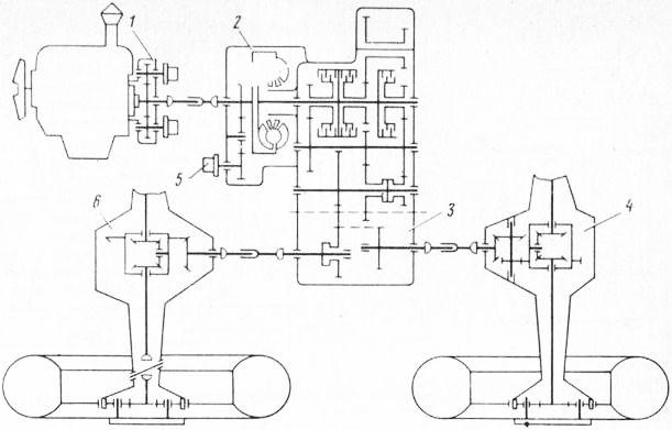 схема погрузчика Д-561А