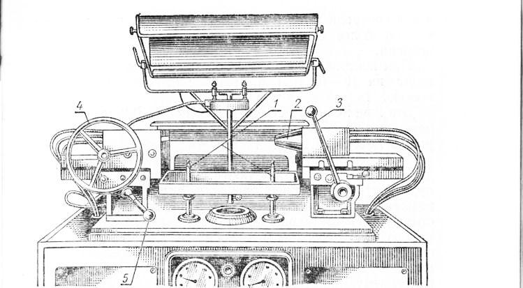 Схема магнитной