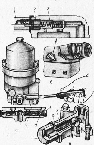 клапана двигателей: