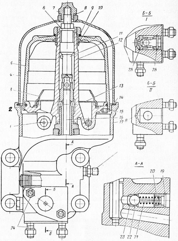 двигателя СМД-14 и его
