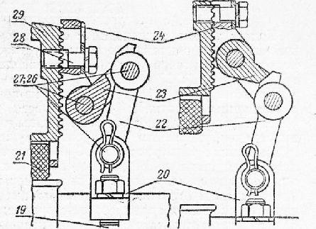 Підвіска трактора Т-150