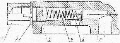 Система змащення двигуна СМД-62