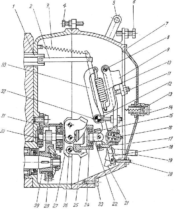 Рис. 5. Схема регулятора