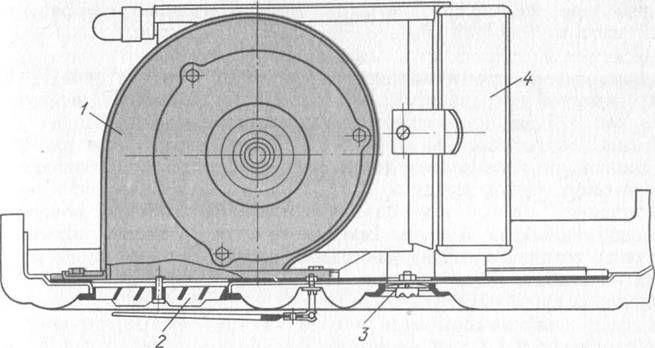 Бачок радиатора верхний для трактора МТЗ-50