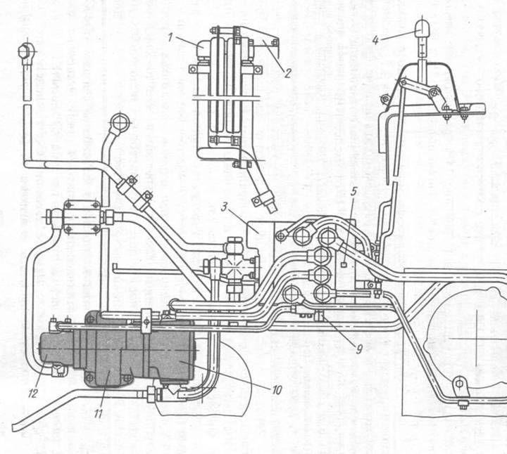 потока; 10 — насос НШ-32-3
