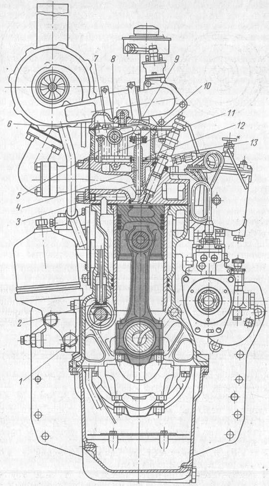 Двигатель д-160 ремонт своими руками 31
