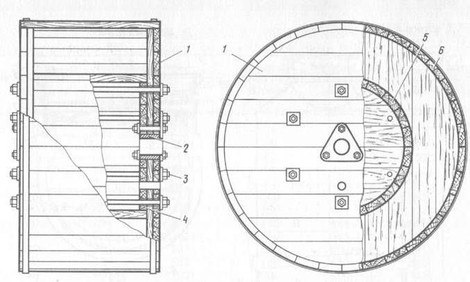 прокладка электрических кабелей в деревянных конструкциях