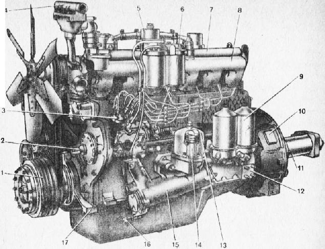 Устройство двигателя смд дробилка щековая смд-109 цена